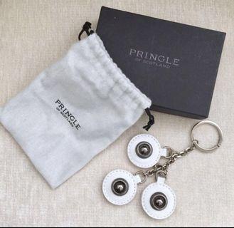 PRINGLE of Scotland Key Ring/ Charm