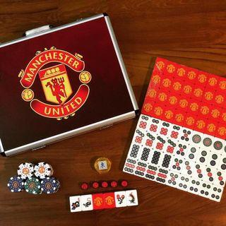 🚚 Customize Mahjong Set (Football Clubs)