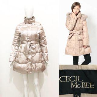 Cecil mcbee down winter coat / jacket