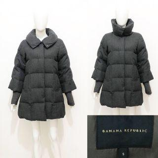 Banana republic wool winter coat / jacket (fill bulu angsa)