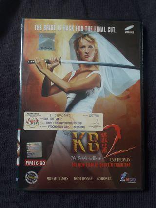 Original VCD - Kill Bill 2