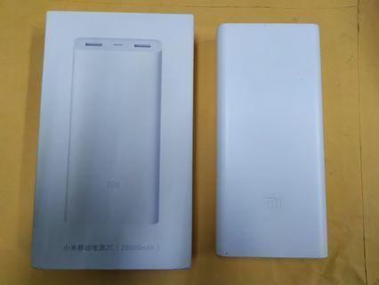 Xiaomi Mi Powerbank 20000 mAh