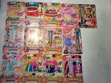 星夢學園 aikatsu card #newbieApr19