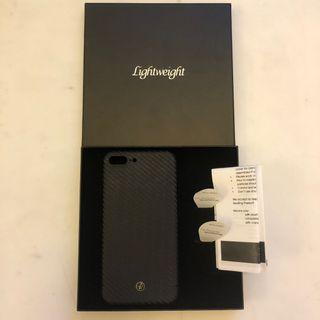 iPhone 8 Plus Lightweight Germany carbon fiber case with box