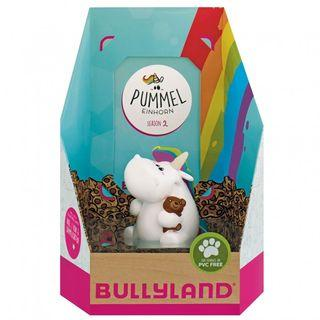 🚚 Bullyland Chubby Unicorn with Teddy 5 Inches  🦄🐻