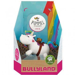 🚚 Bullyland Chubby Unicorn Riding Horsey 5 Inch  🦄🐎