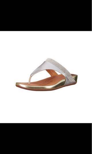 8af67ec7c Fitflop Banda Crystal Sandal