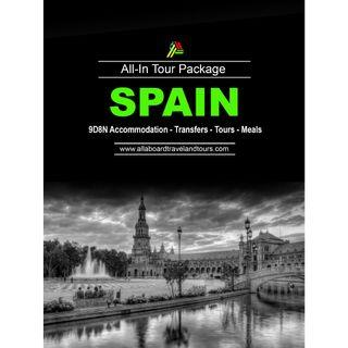 Spain All-In Tour
