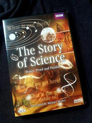 Original DVD - The Story of Science