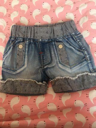 Shorts for baby