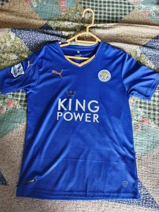 Leicester Premier league winning season jersey s size