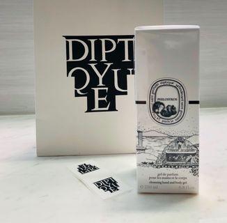 🚚 diptyque 希臘無花果潔膚露200ml 附紙袋、貼紙