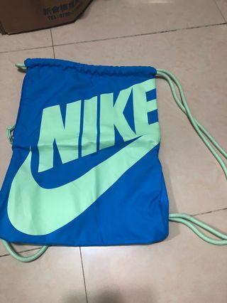 Nike 索繩袋 購自日本