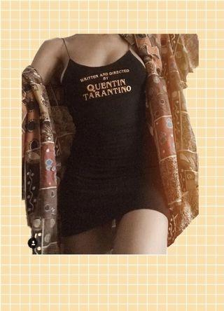 OMIGHTY QUENTIN TARANTINO DRESS