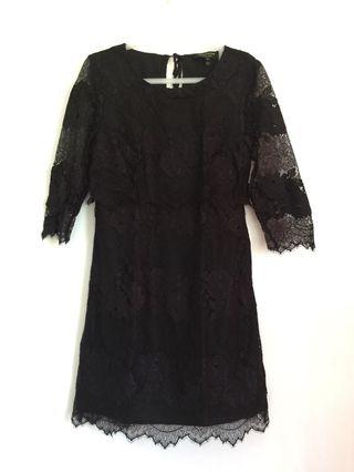 Juicy couture Lace Dress - free shipping