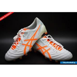 Asics X-Fly 3 K leather soccer football boots shoes
