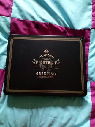 BTS SEASON'S GREETING 2016