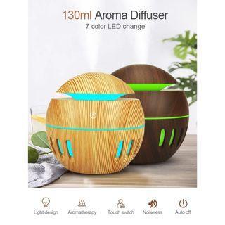 USB Aroma Diffuser - 130ml (Nolvia)