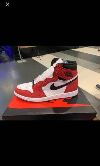 🚚 Air Jordan 1 Origin Story US9.5 New