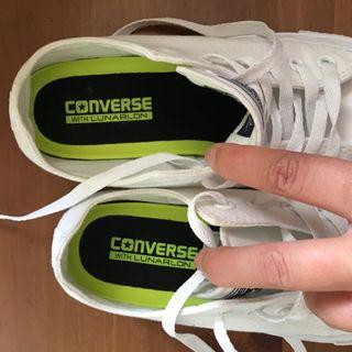 converse chuck taylor all star ii with lunarlon size 6