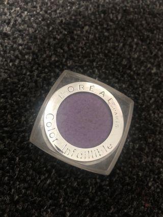 L'Oréal colour infallible-purple obsession