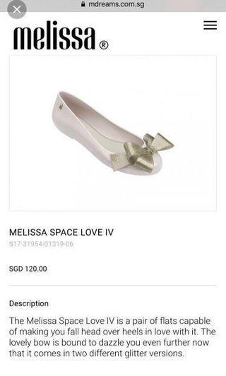 Melissa Space Love IV