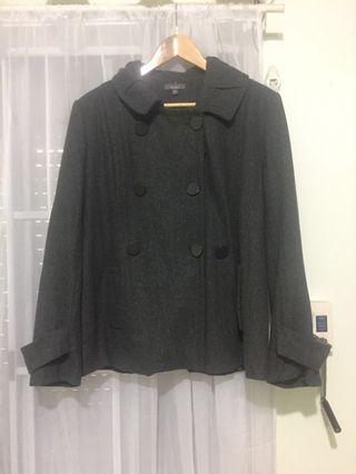 Dark Grey Coat