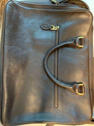 Mulberry Heathcliffe Leather Briefcase