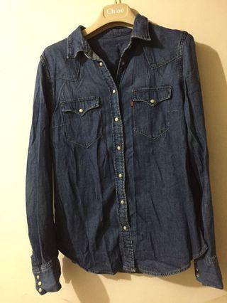 Levi's 牛仔裇衫/Denim Shirt