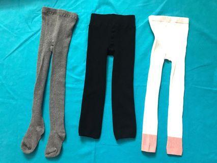 🚚 女童褲襪 踩腳襪