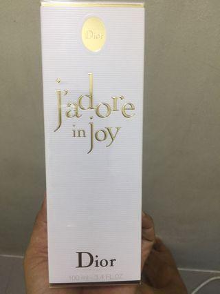 Dior Jadore Perfume