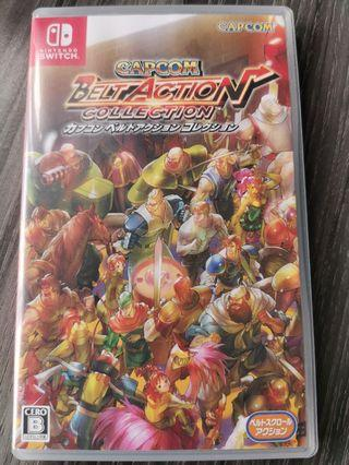 Capcom Belt Action collection 二手 Switch Game
