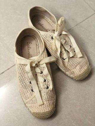 Splendid Flora Shoes 編織鞋/ 草鞋