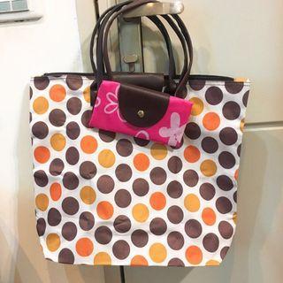 環保購物袋 萬用袋 手提包#半價居家拍賣會