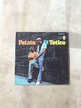 Patato & Totico vinyl LP