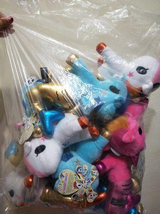 Tokidoki Mermicorno Soft Toy
