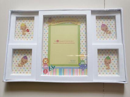 🚚 Photo frame & Scrapbook kit