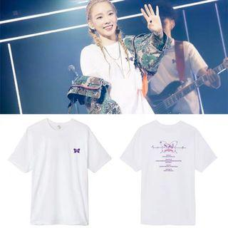 "[SNSD004] SNSD Taeyeon ""Signal"" Inspired Concert Tee"
