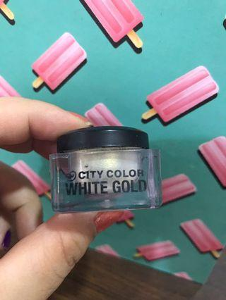 City color cream highlighter