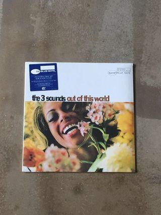 The Three Sounds / Out Of This World 180gm vinyl LP (Blue Note)