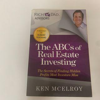 The ABCs of Real Estate Investing: The ... Book by Ken McElroy