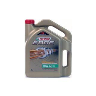 Castrol Edge Synthetic Engine Oil 10W-60 5 Litres 5 公升