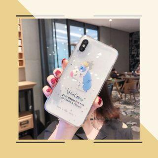case iPhone 6/6s softcase