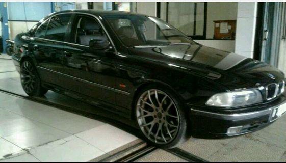 BMW 528i Matic 2000