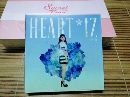 WTT IZONE ALBUM HEART*IZ