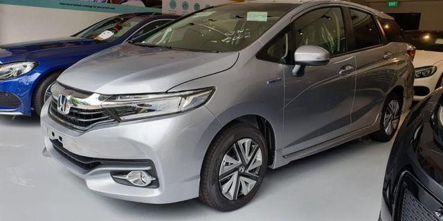 Honda Shuttle 1.5 Hybrid 1.5 X Auto