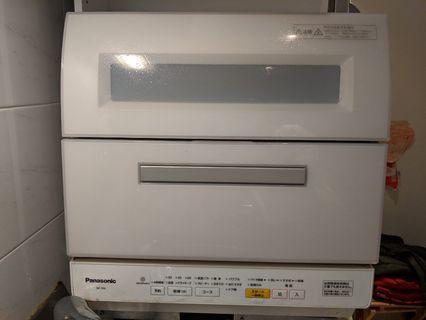 Pansonic 桌上型洗碗機 NP-TR9