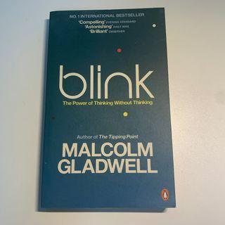 Blink: The Power of Thinking Without Thinking Book by Malcolm Gladwell