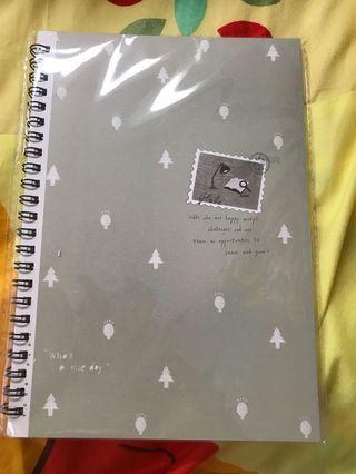 Note Book 筆記簿