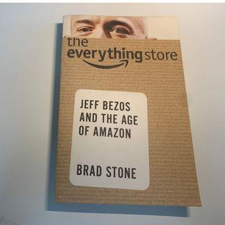 The Everything Store: Jeff Bezos and the Age of ... Book by Brad Stone